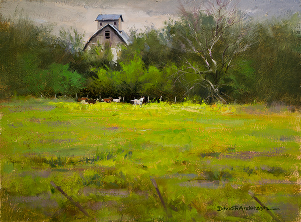 Grazing Time Painting